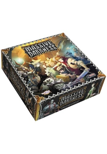 Massive Darkness Board Game