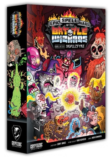 Epic Spell Wars of the Battle Wizards 1: Duel at Mount Skull