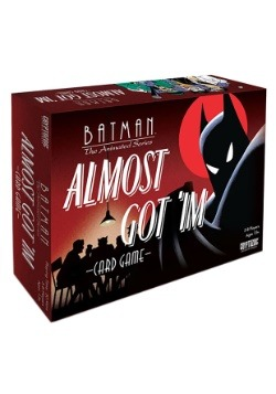Batman the Animated Series: Almost Got `Im Card Game