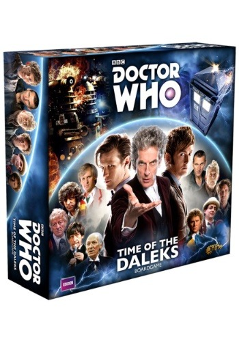 Doctor Who Board Game: Time of the Daleks
