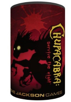 Chupacabra: Survive the Night Dice Game