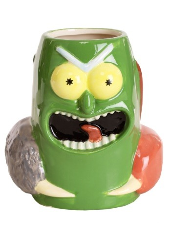 Rick And Morty Pickle Rick Mug