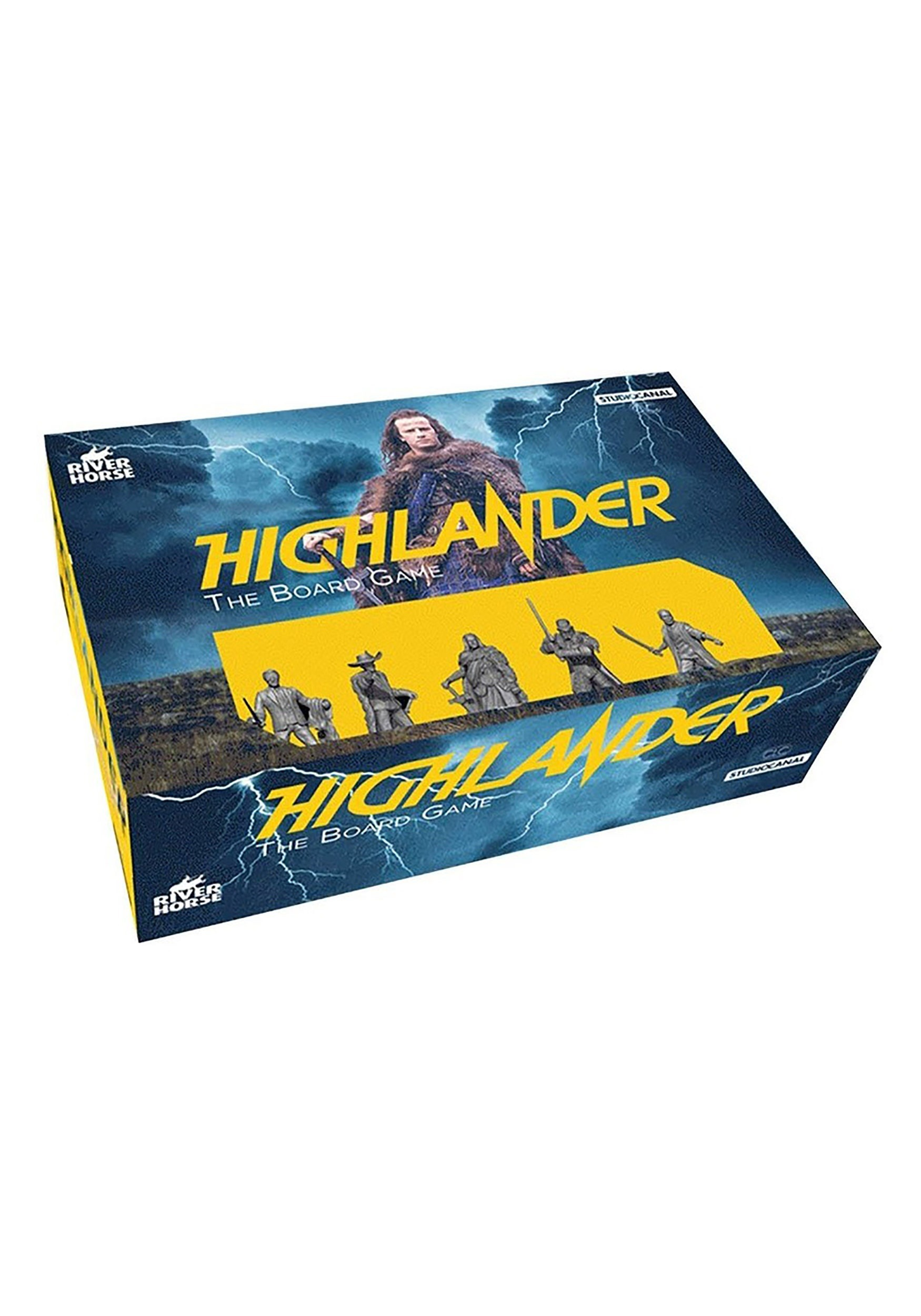 Highlander: The Board Game by River Horse