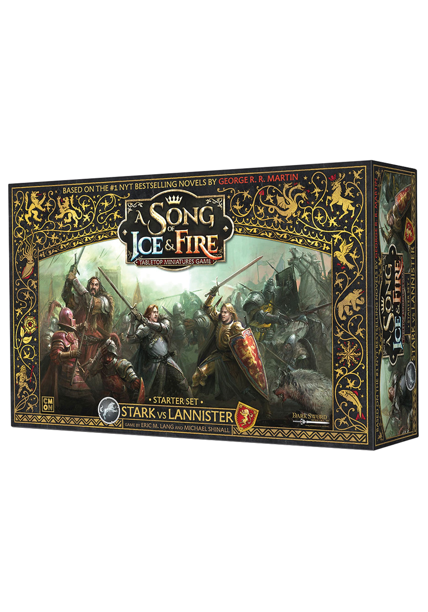 A Song of Ice & Fire: Tabletop Miniatures Game Starter Set