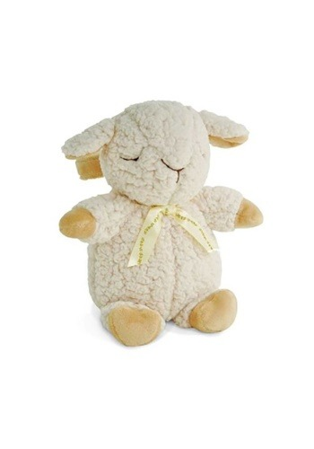 Cloud B Sleep Sheep Plush On the Go Travel Soother