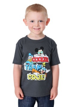 Mickey Mouse Cooler than Cool Boy's T-Shirt