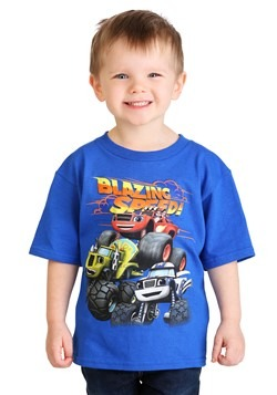 Blaze and the Monster Machines Blazing Speed Boy's T-Shirt