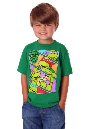 Teenage Mutant Ninja Turtles Team Snapshot T-Shirt
