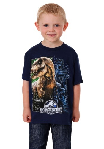 Jurassic World Boy's T-Shirt