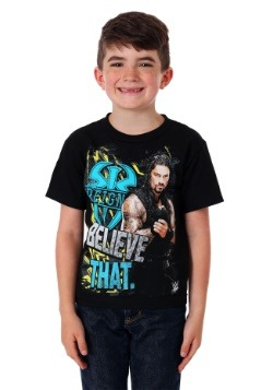 WWE Roman Reigns Believe That Boy's T-Shirt