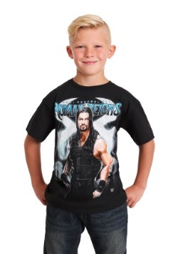 WWE Roman Reigns Boy's T-Shirt Update