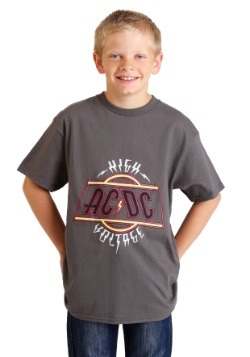 Kids ACDC High Voltage T-Shirt