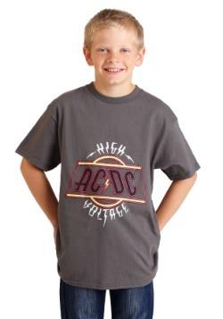 Kids ACDC High Voltage T-Shirt