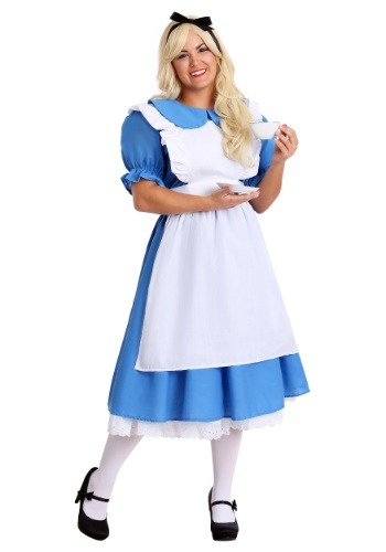 Women's Deluxe Plus Size Alice Costume-update1