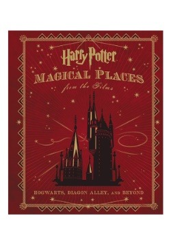 Harry Potter: Magical Places from the Films Hardcover