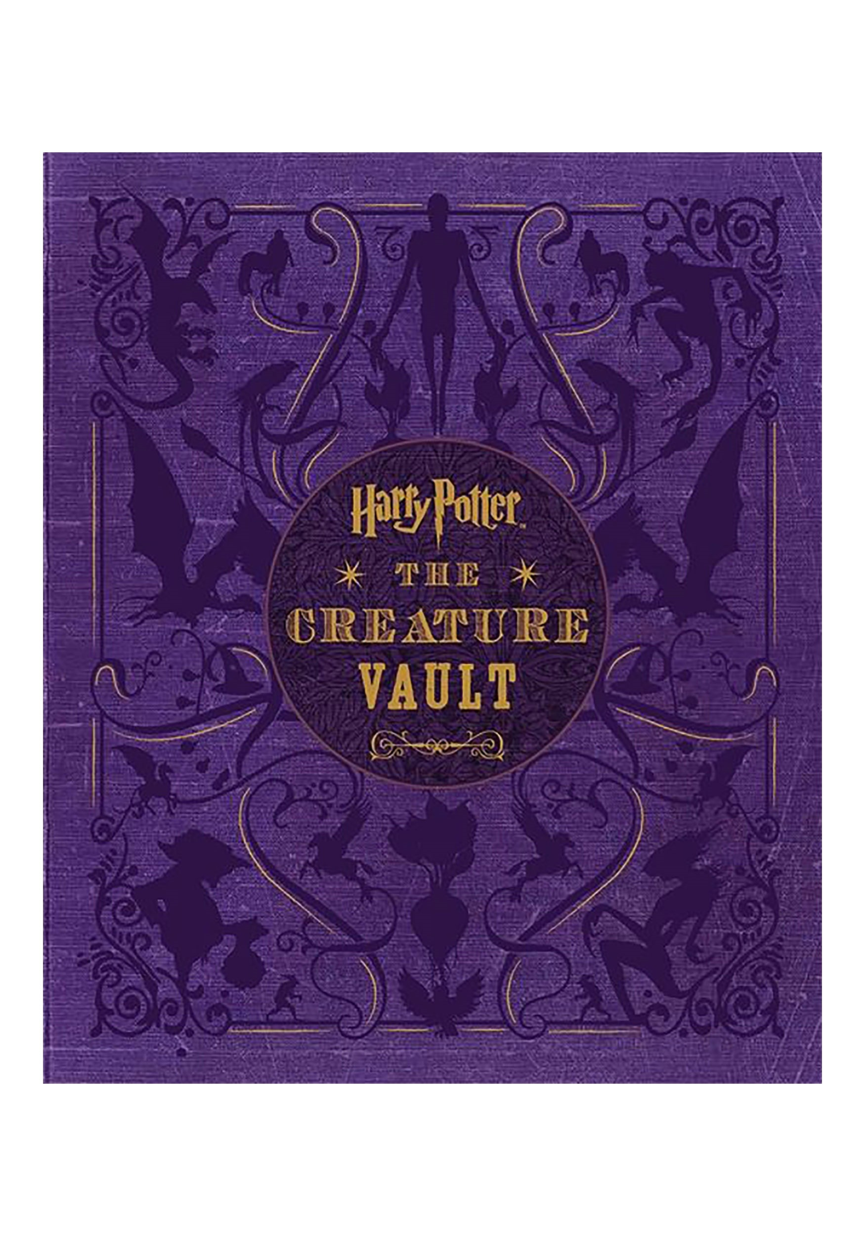 Harry Potter: The Creature Vault Book