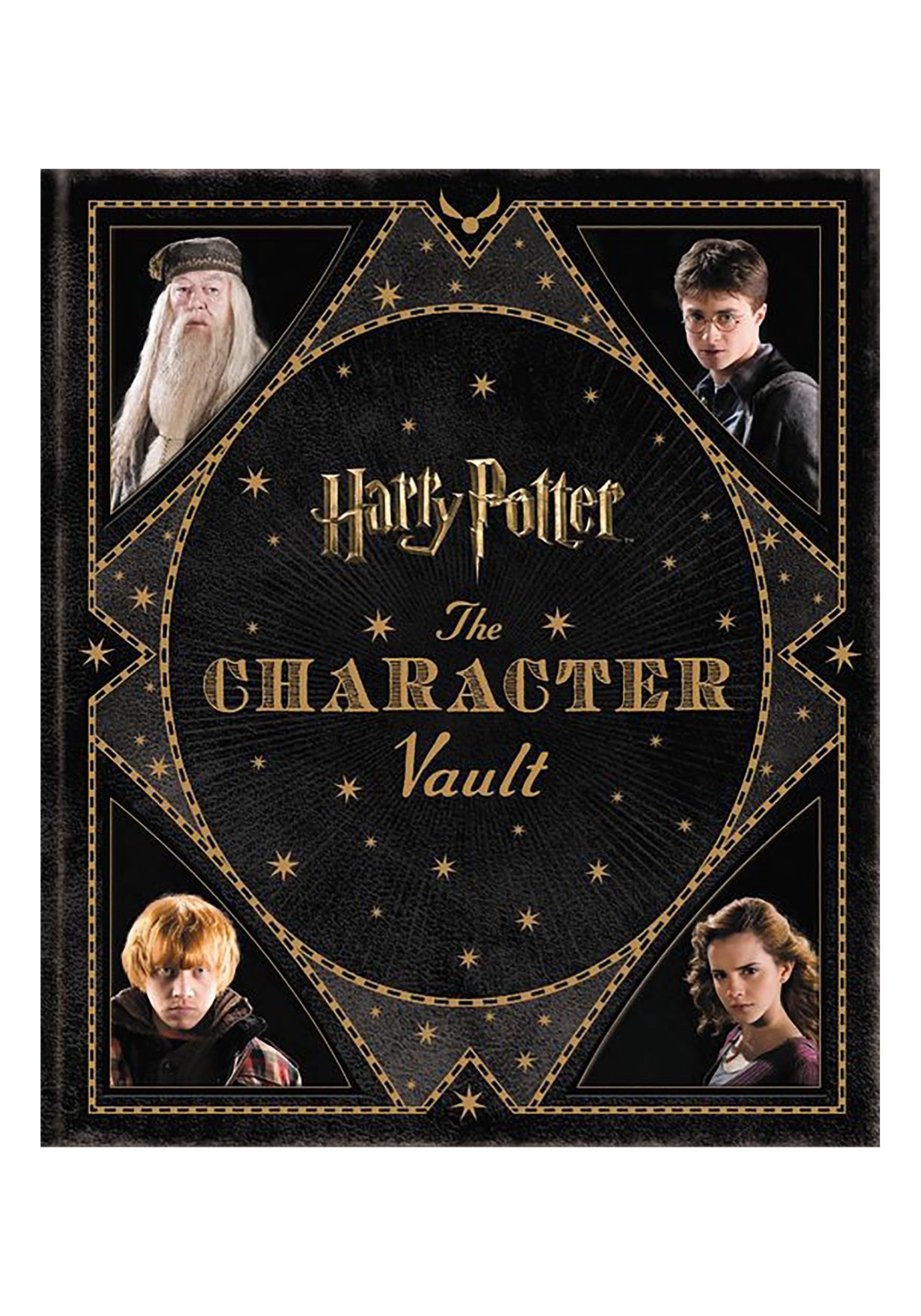 Harry Potter: The Character Vault Hardcover Book