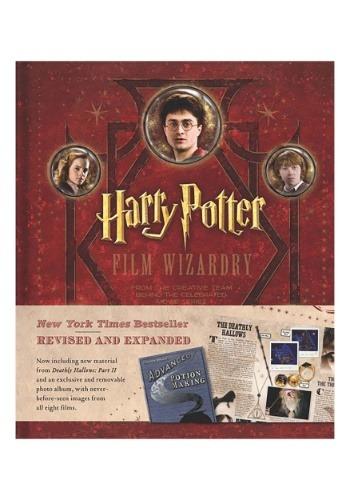 Harry Potter Film Wizardry Hardcover
