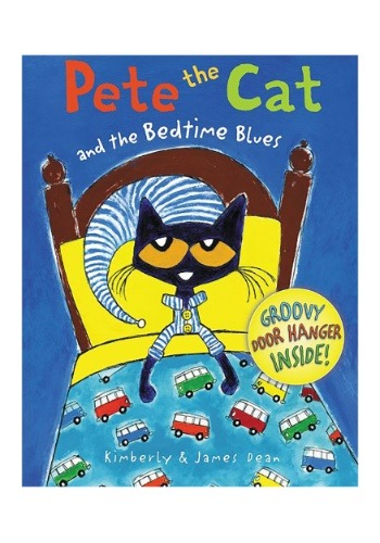 Hard Cover Pete the Cat and the Bedtime Blues