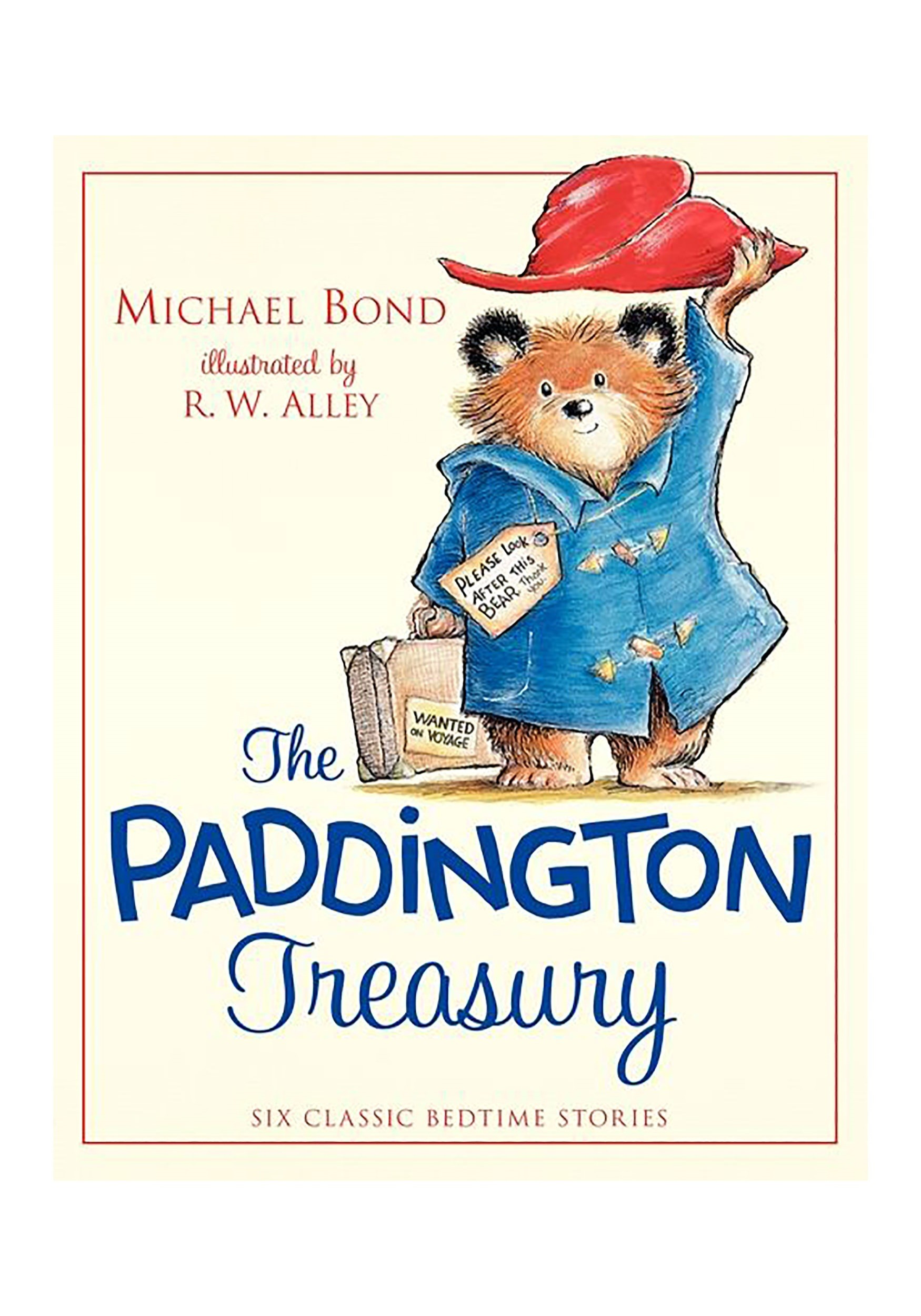 The Paddington Treasury Hard cover
