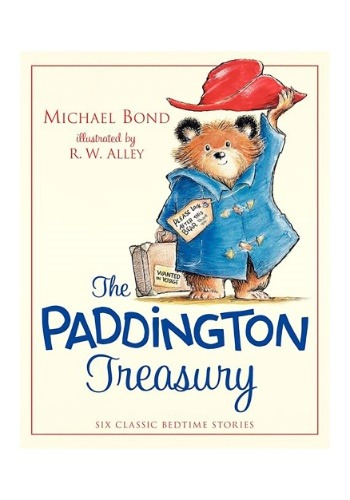 Hardcover The Paddington Treasury