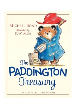 The Paddington Treasury Hardcover Book
