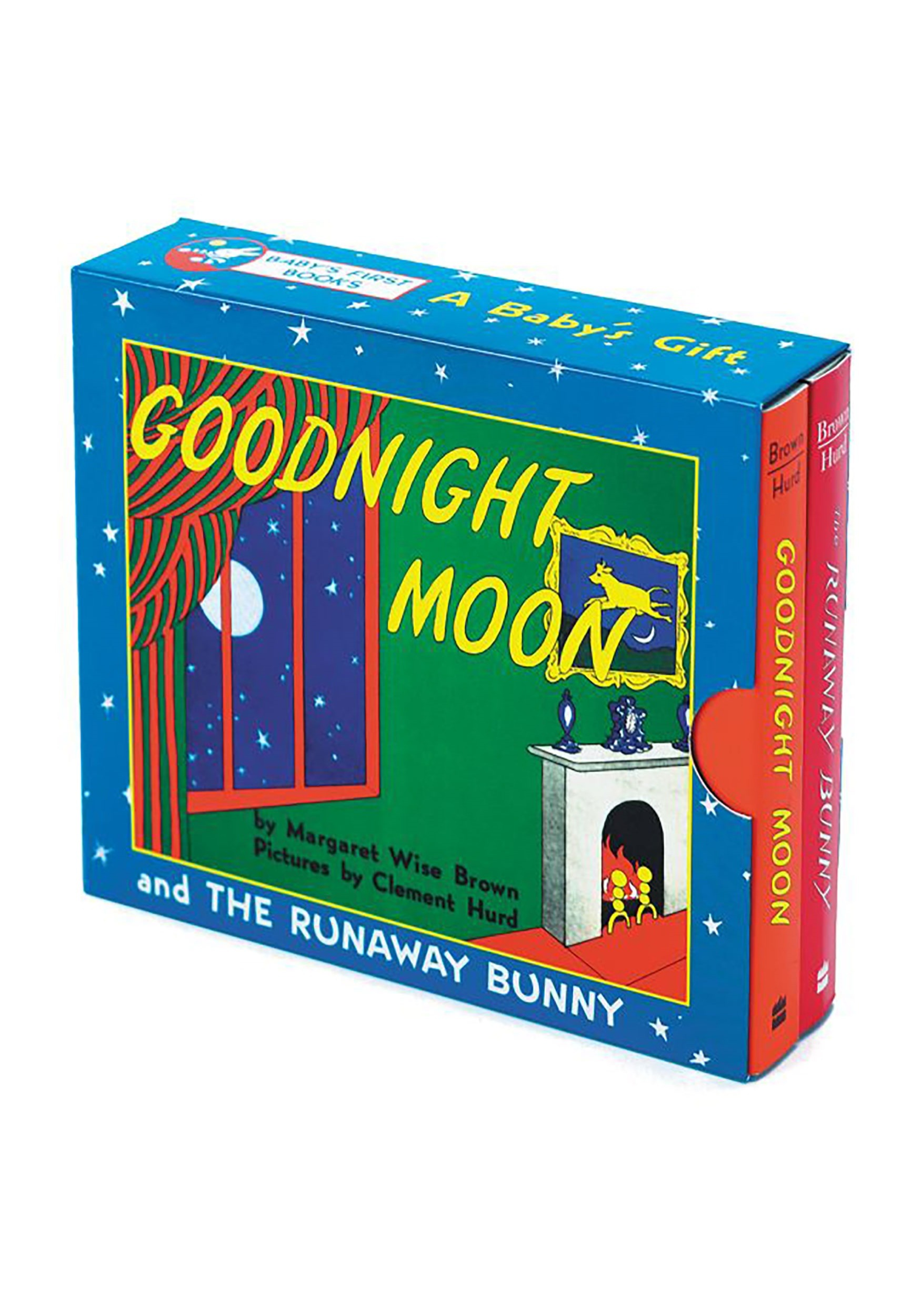 Book Set A Baby's Gift: Goodnight Moon and The Runaway Bunny Board