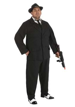 Deluxe Gangster Plus Size Costume