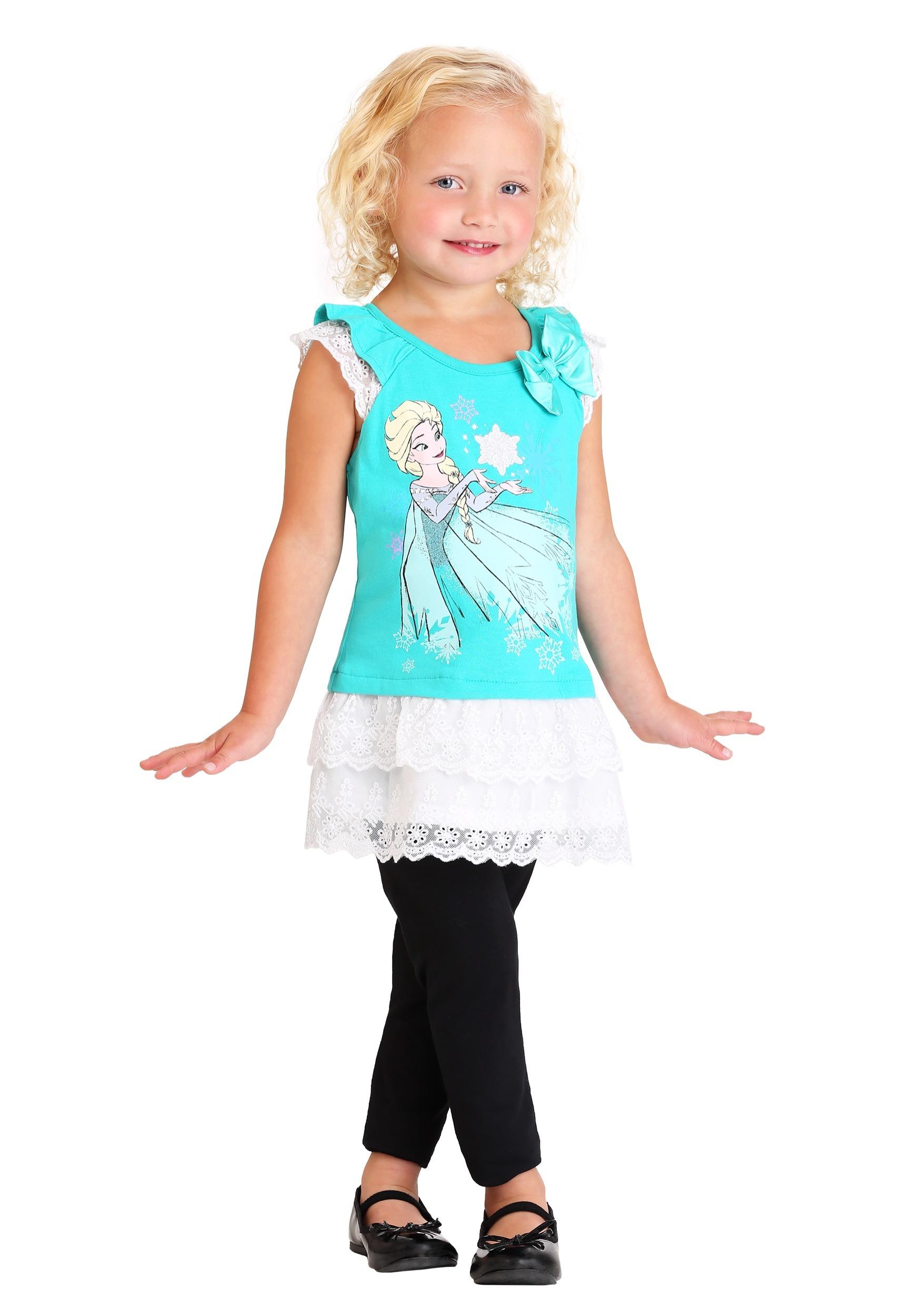 be1e6f03b Elsa Frozen Snowflake Tunic
