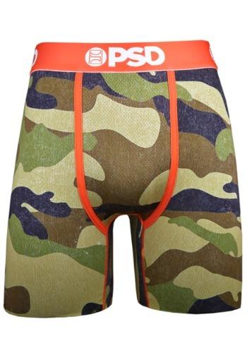 PSD Underwear- Vintage Camo Mens Boxer Briefs Update1
