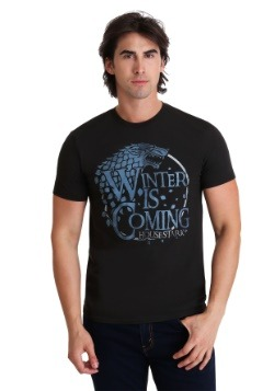 Game of Thrones Winter is Coming Stark Sigil Mens Shirt