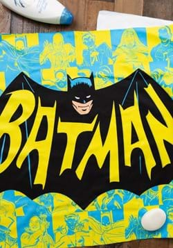 Batman Classic TV Show Logo Bath Towel