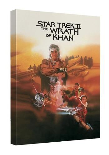 Canvas Wall Décor Star Trek II Wrath of Khan