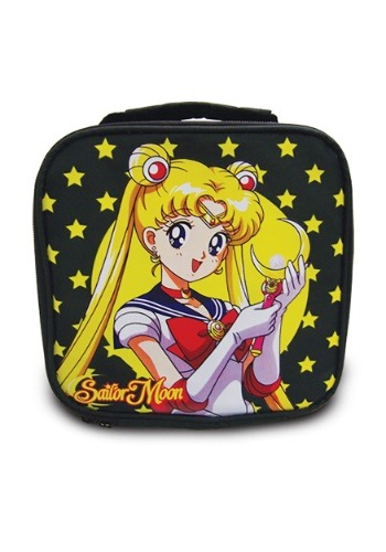 Sailor Moon with Stick Lunch Bag