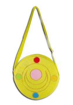 Sailor Moon Brooch Plush Bag