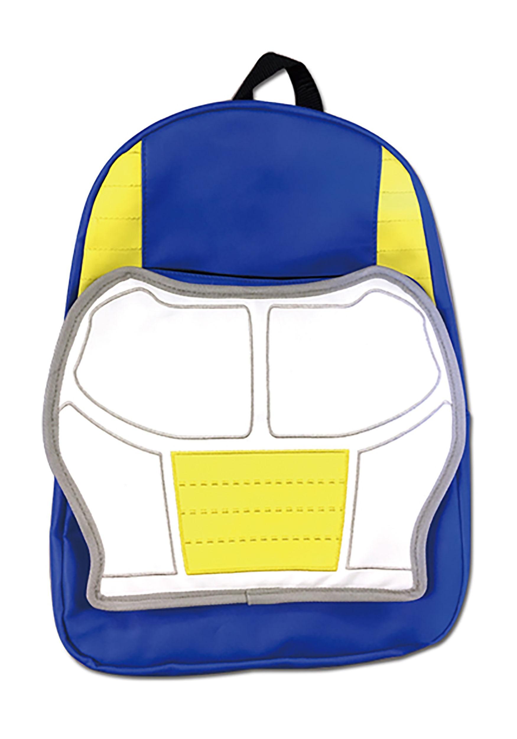 Goku Saiyan Dragon Ball Z Armor Backpack Too bad he blue up with the saiyan planet in a flash. dragon ball z goku saiyan armor backpack
