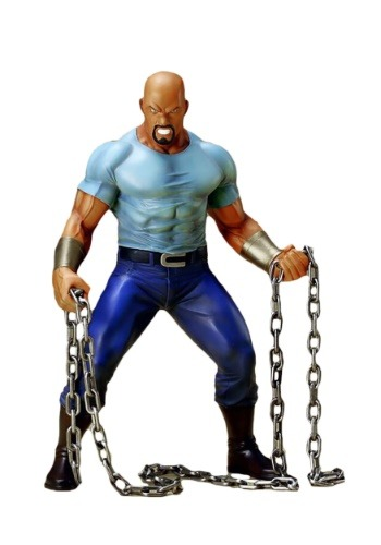 The Defenders Series Luke Cage ArtFX+ Statue
