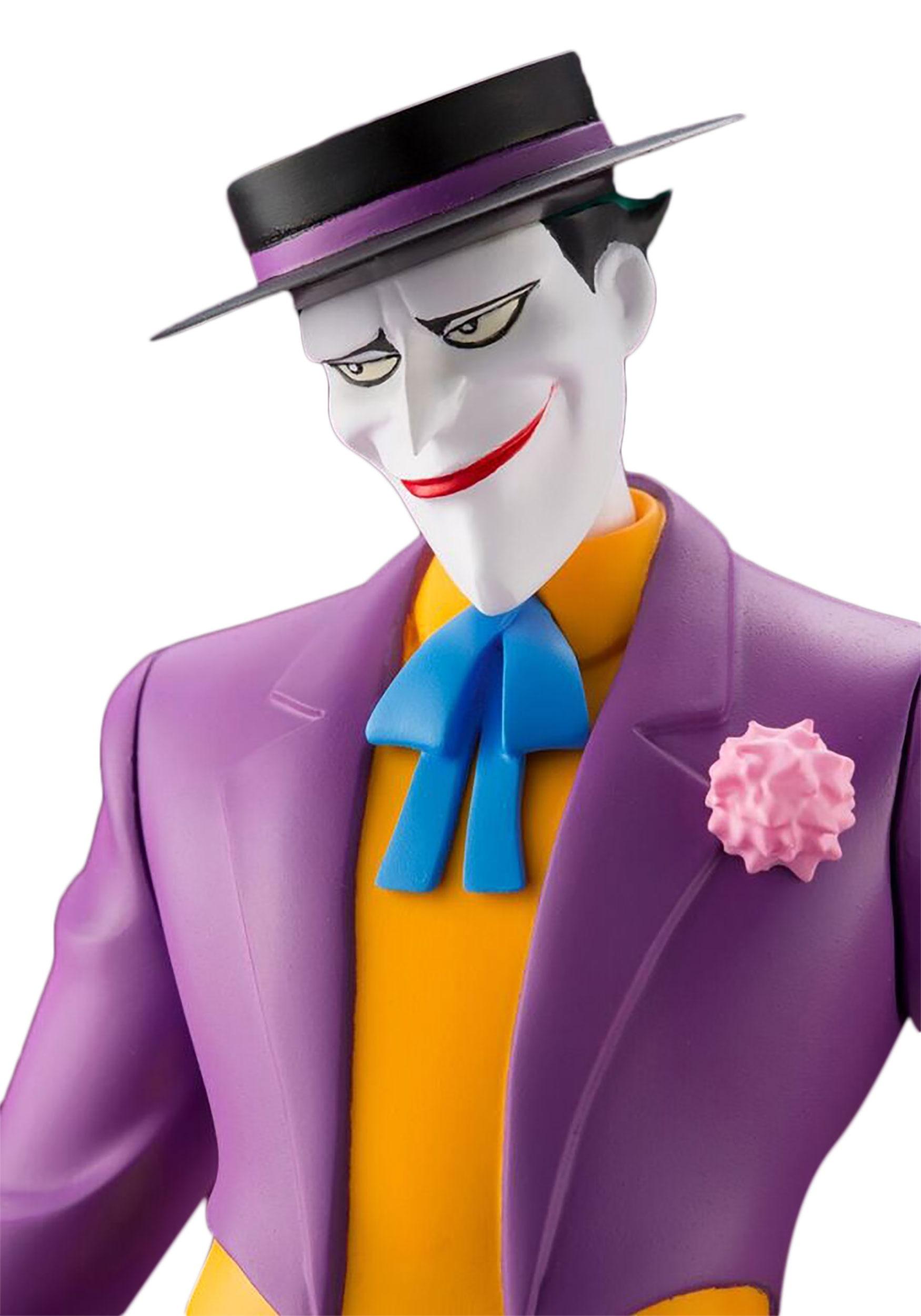 Batman The Animated Series The Joker Artfx Statue