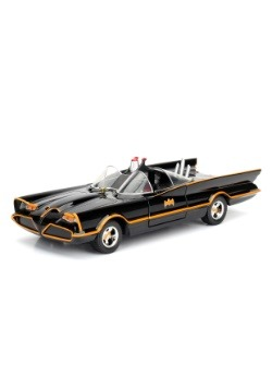 Batman '66 TV Classic 1:24 Scale Batmobile