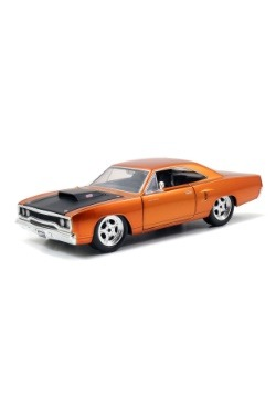 Fast the Furious 70 Plymouth Orange Road Runner Model Car