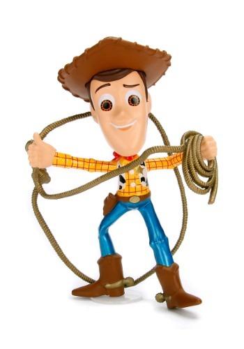 """Toy Story Woody 4"""" Metal Figure"""