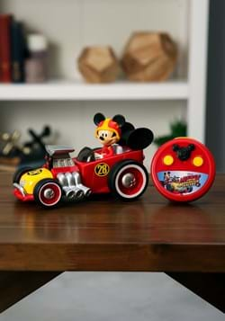 Mickey Mouse Roadster Racers RC Car Update