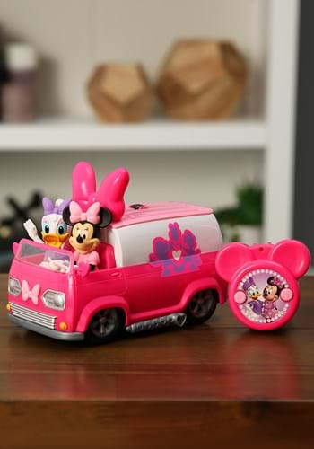 Minnie Mouse Happy Helper Toy Vehicle JD98981
