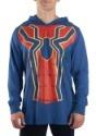 Men's Iron Spider Cosplay Light Weight Hoodie