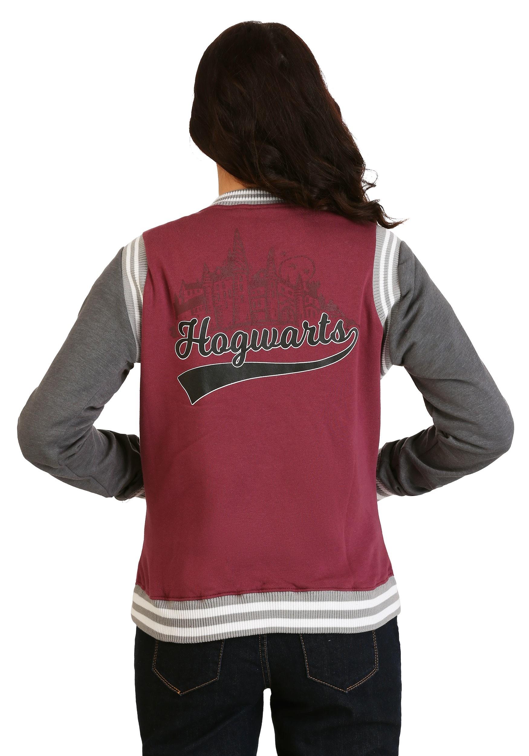 Women's Harry Potter Hogwarts Varsity Jacket