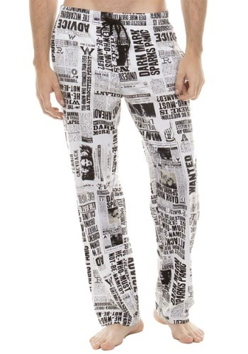 Harry Potter Undesirable #1 Print Lounge Pants