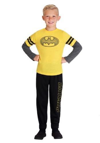Boy's Batman Loungewear Set
