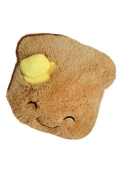 "Squishable Toast 7"" Plushupdate"