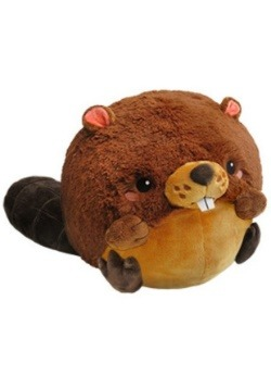 "Squishable Beaver 15"" Plush"