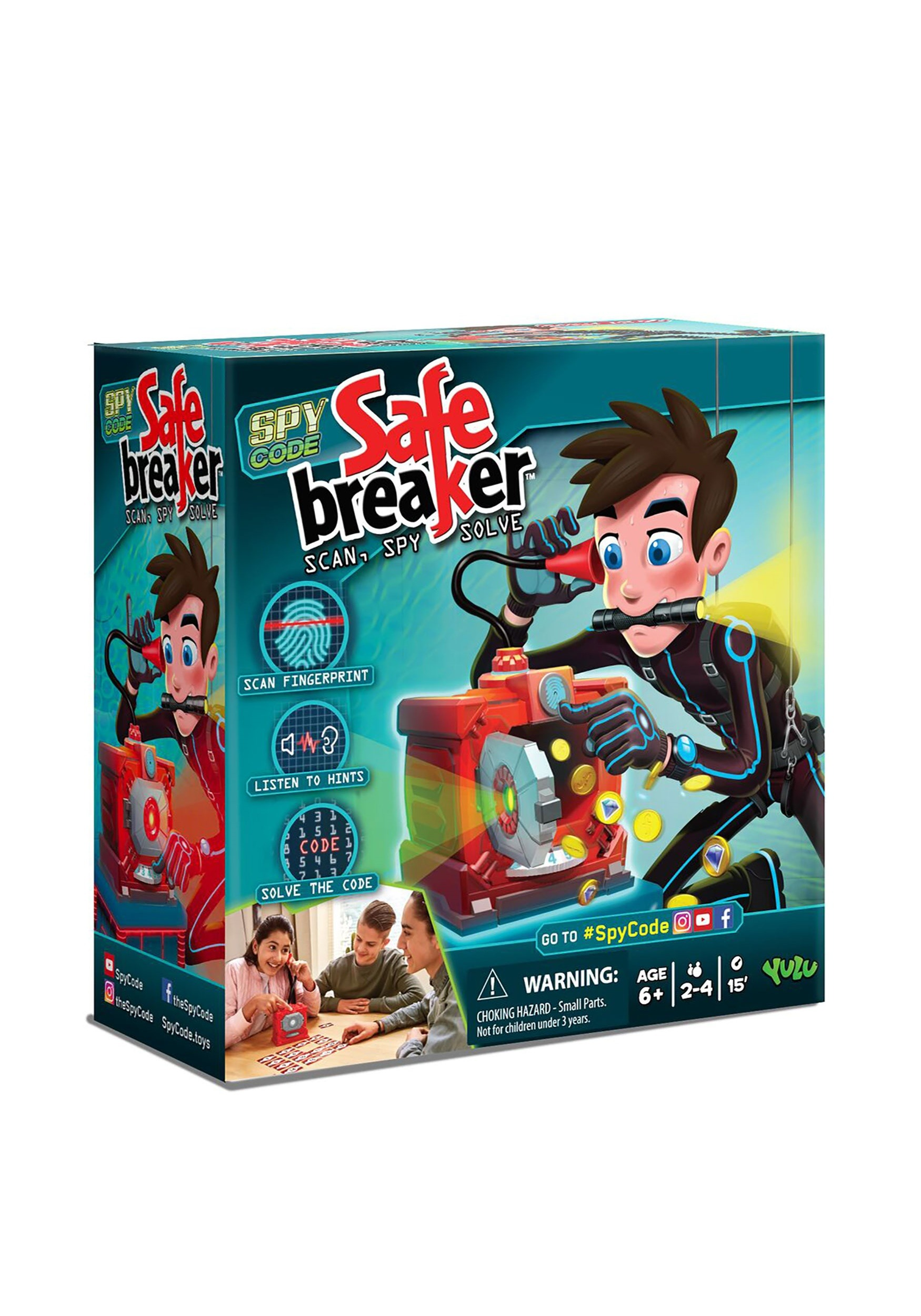 Wild Hog Safe Breaker Game